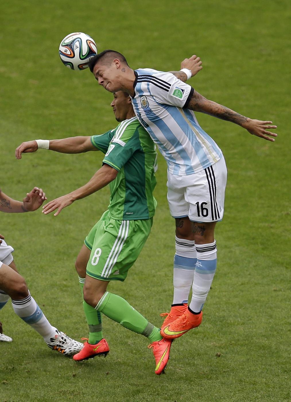 nigeria vs argentina mondiali di calcio 2014 blitz