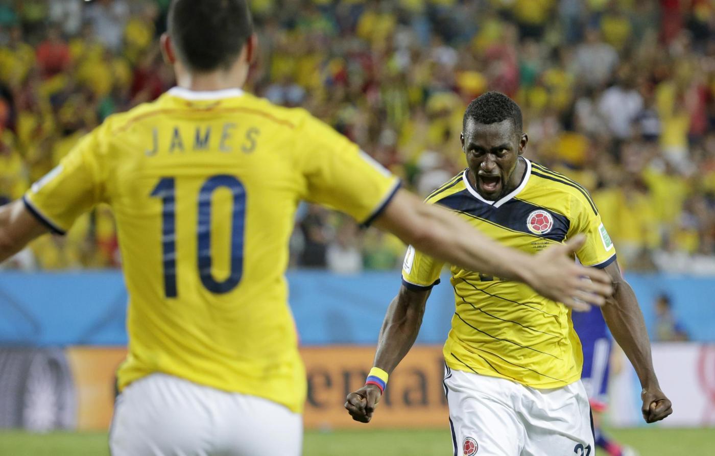 Giappone vs Colombia - Mondiali di calcio 2014 | Blitz quotidiano
