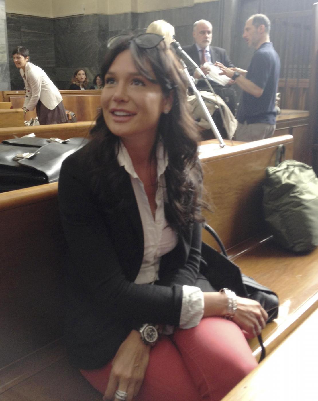 Processo Ruby, Nicole Minetti in tribunale | Blitz quotidiano