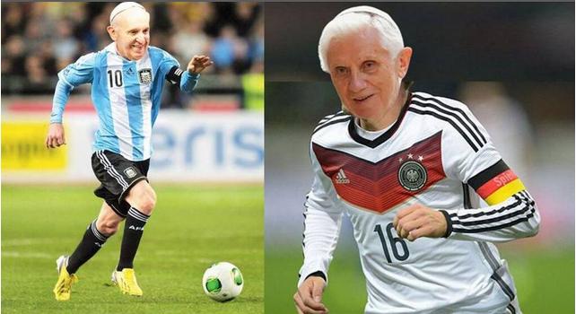 Germania argentina la finale dei papi gli sfott su twitter e facebook08 blitz quotidiano - La germania cucine opinioni ...
