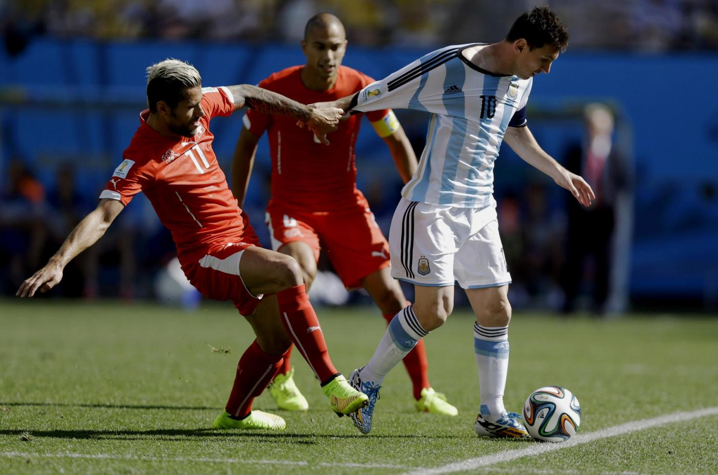 Mondiali 2014 Argentina Vs Svizzera Blitz Quotidiano