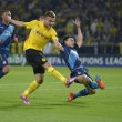 Ciro Immobile, video gol in Borussia Dortmund-Arsenal 2-0 12
