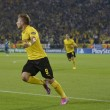 Ciro Immobile, video gol in Borussia Dortmund-Arsenal 2-0 13
