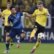 Ciro Immobile, video gol in Borussia Dortmund-Arsenal 2-0 14