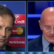 "Massimiliano Allegri contro Arrigo Sacchi: ""Hai visto un'altra partita"" VIDEO"