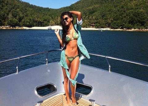 Jakelyne Oliveira-kaka-foto (6) | Blitz quotidiano Jakelyne Oliveira Kaka