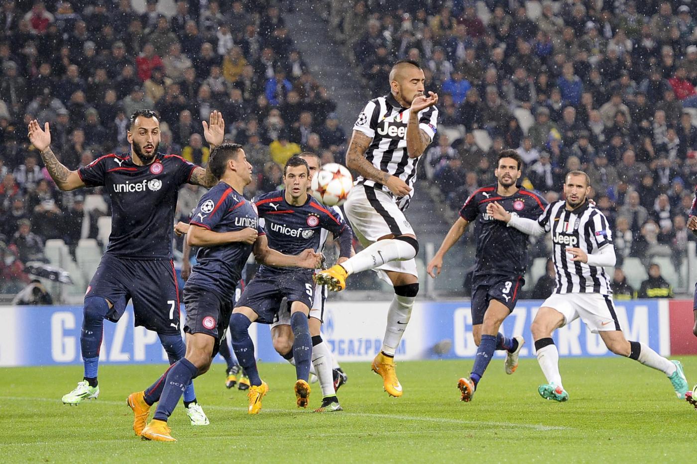 Juventus Olympiakos