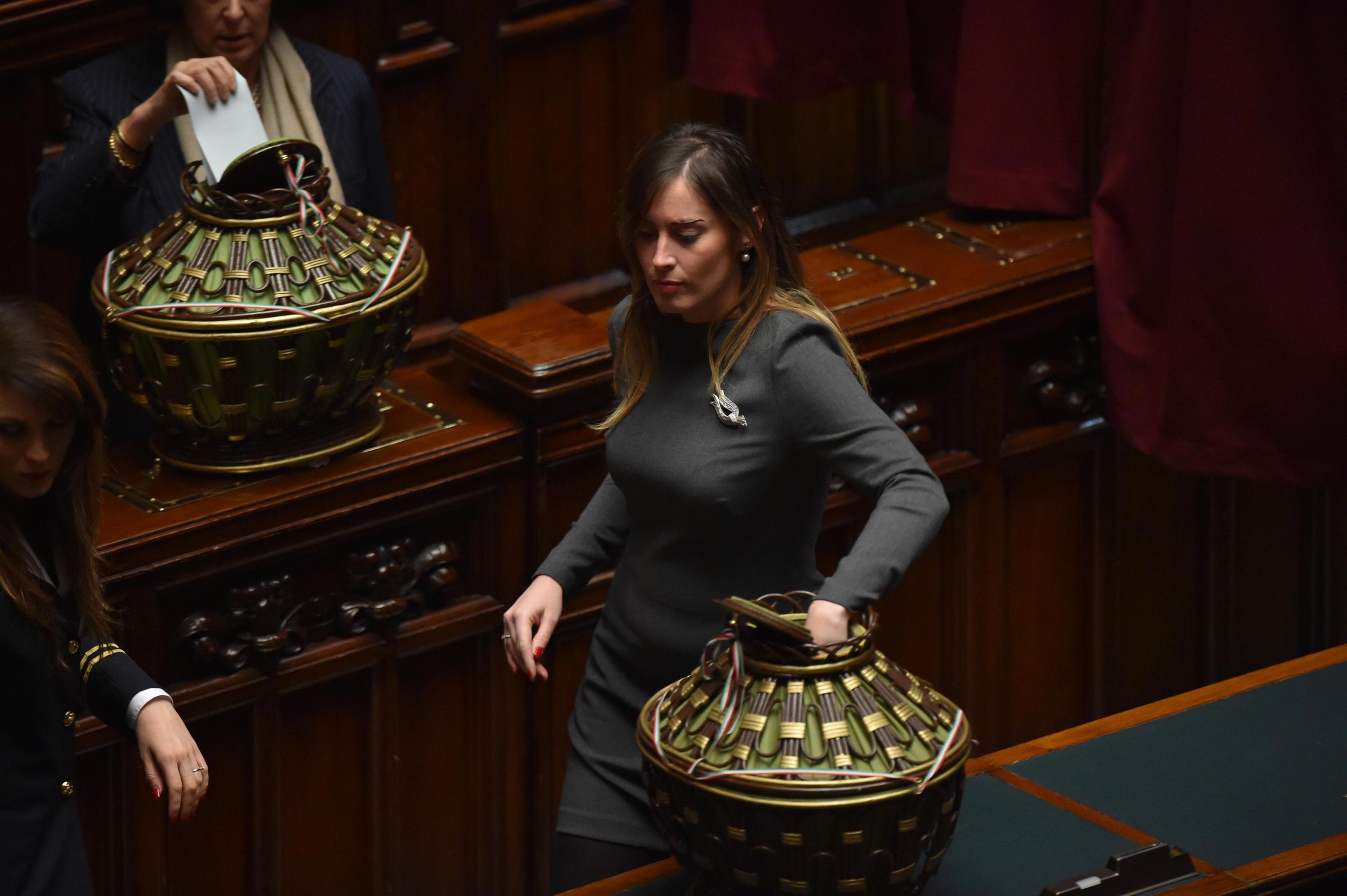 Quirinale al via prima votazione per presidente blitz quotidiano - Finestre pensione 2015 ...
