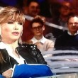 "Milly Carlucci alle Invasioni Barbariche: ""Sono caduta come una capra"" VIDEO"