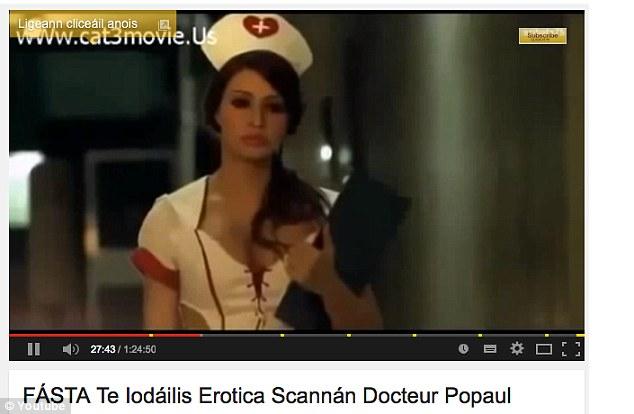 Scannn, skrivna beseda za porno filme na Youtube-9726
