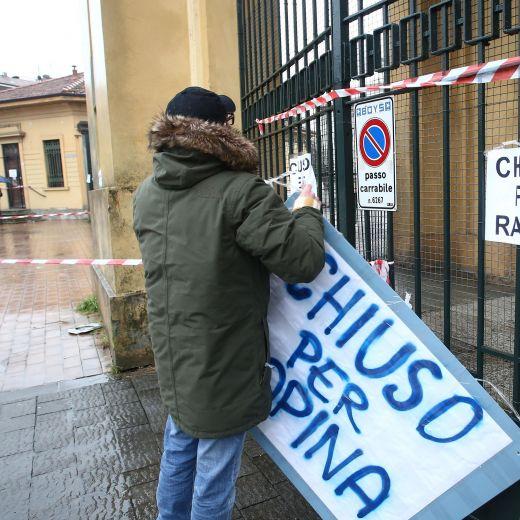 Parma tifosi protestano chiuso rapina foto 3 blitz quotidiano - Finestre pensione 2015 ...