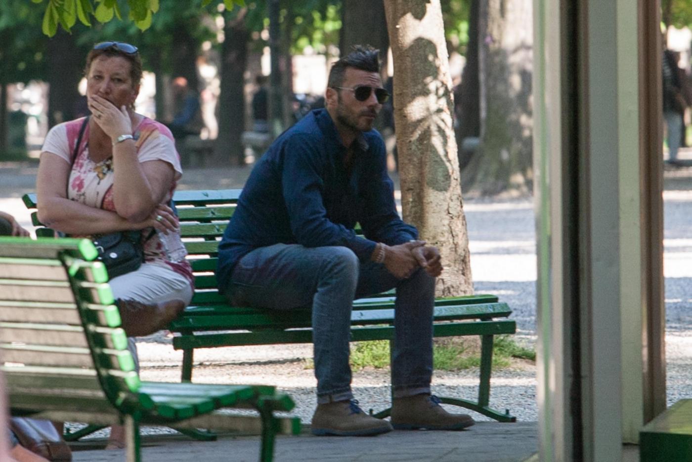 Daniele interrante in versione pap al parco con figlia chloe04 blitz quotidiano - Finestre pensione 2015 ...