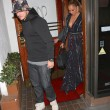 Jennifer Lopez e toy boy Casper Smart di riprovano: cena romantica insieme05