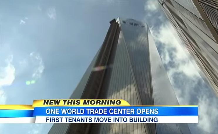 Video youtube one world trade center nasce su ceneri torri gemelle aprir 29 maggio 06 blitz - Finestre pensione 2015 ...