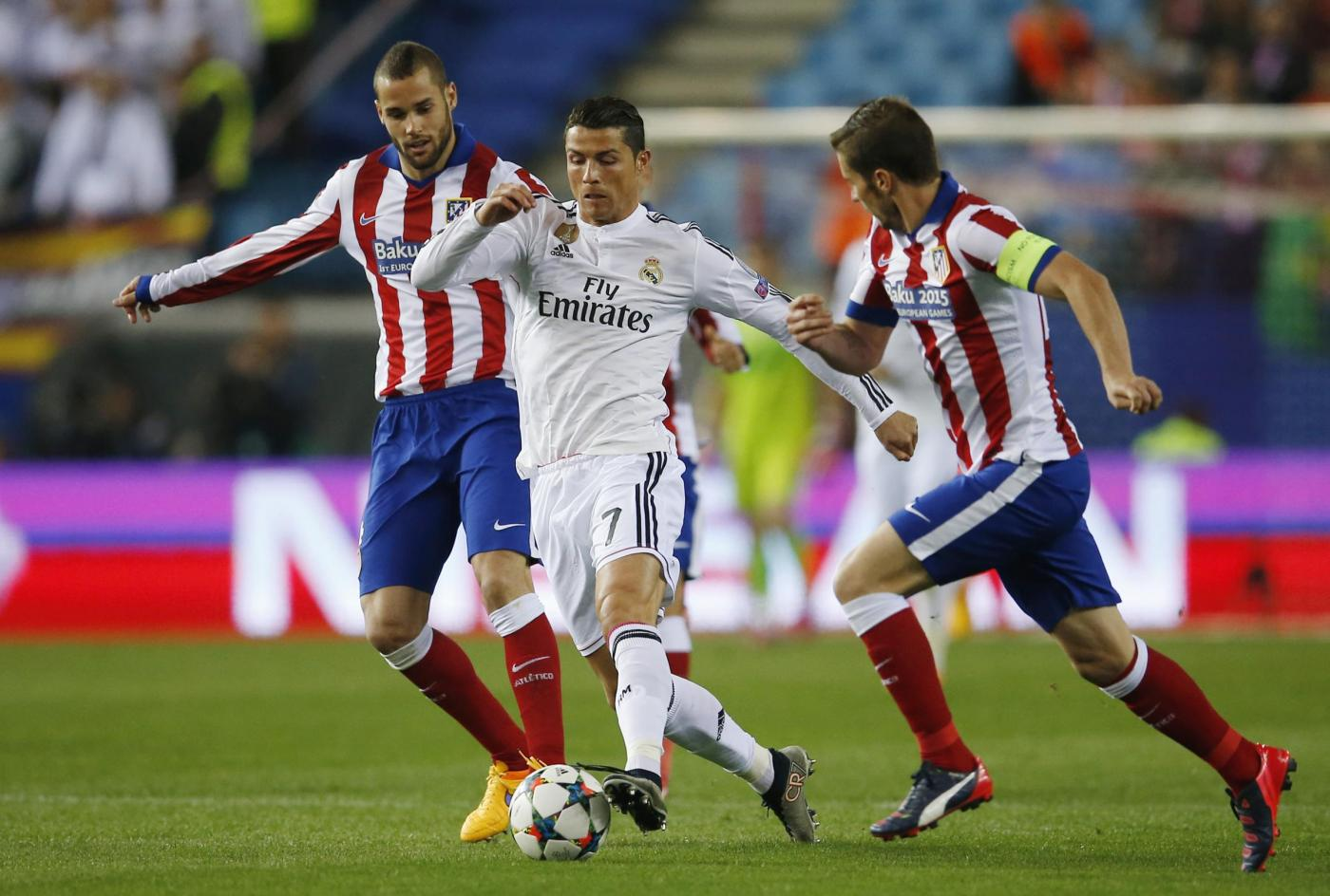 Real Madrid Vs Atletico Madrid: Atletico Madrid Vs. Real Madrid