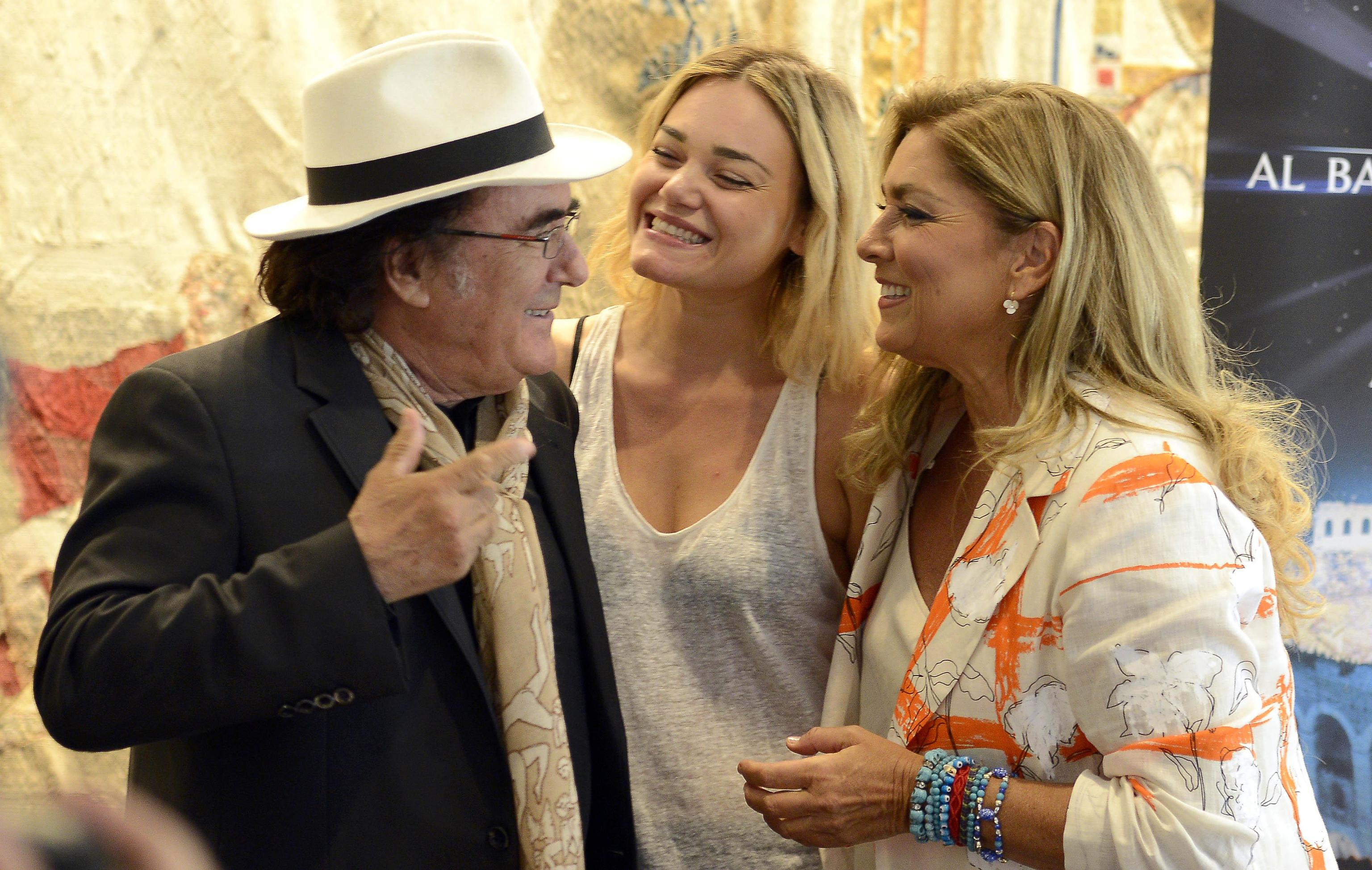 Video youtube al bano e romina concerto insieme dopo 21 for Al bano e romina power