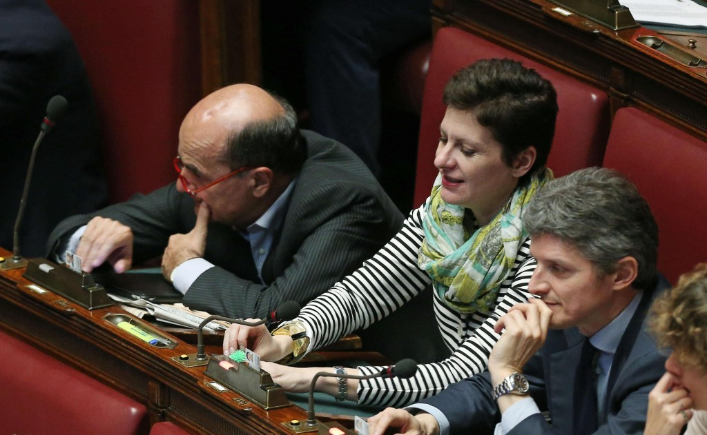 Italicum deputati pd usano palline per i gatti per for I deputati del pd