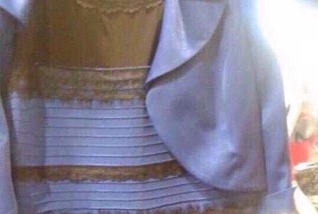 Qual il colore del vestito ecco perch lo vedi blu for Qual e il colore