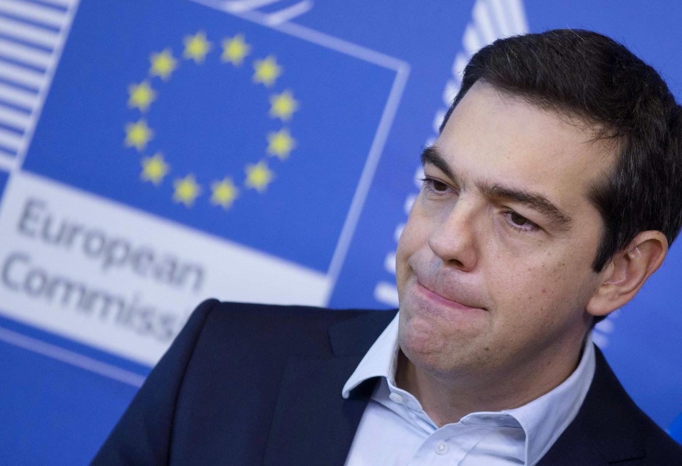 Alexis tsipras in visita a bruxelles blitz quotidiano - Finestre pensione 2015 ...