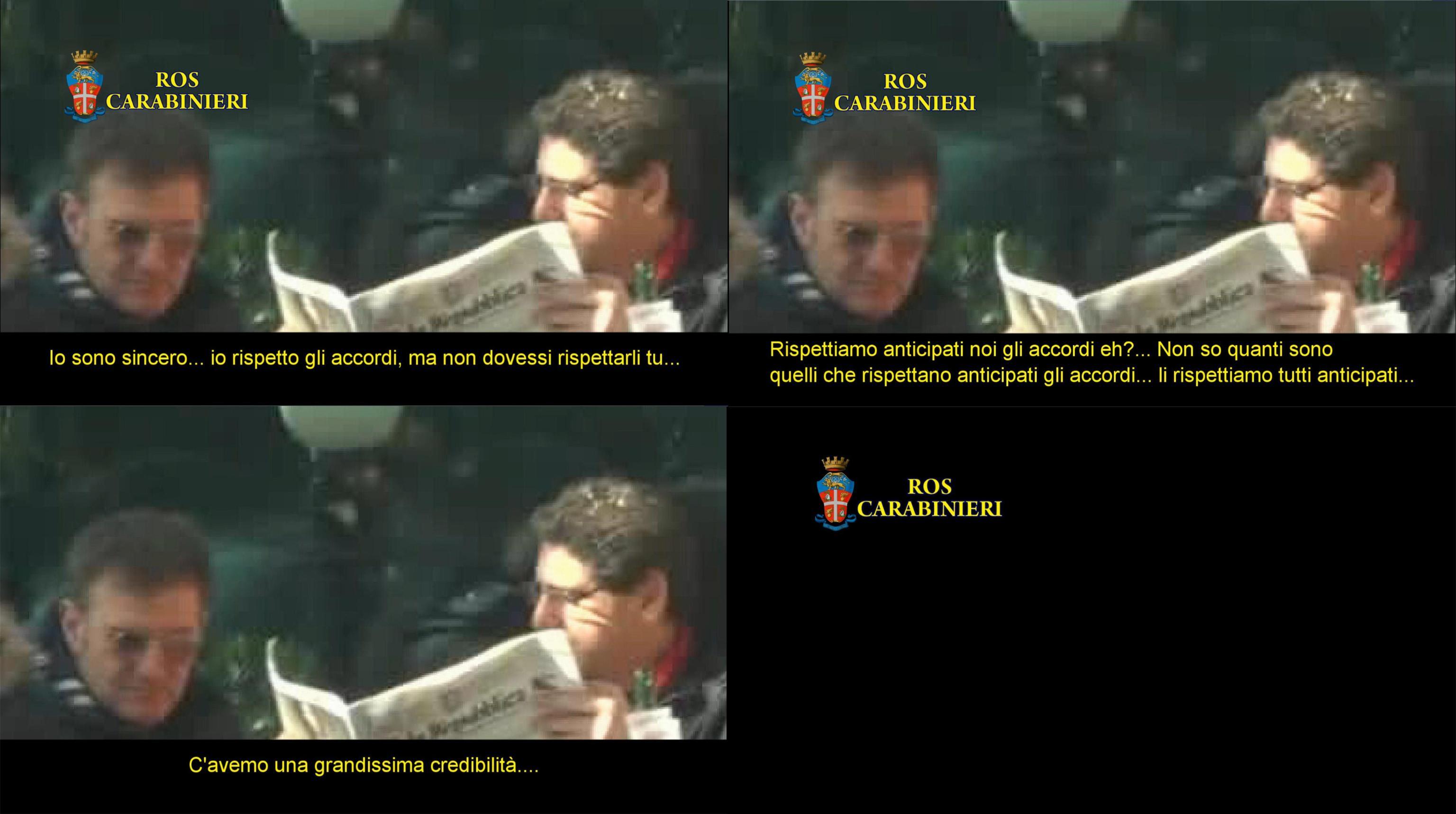 Mafia capitale buzzi a carminati consiglieri devono stare a nostri ordini 02 blitz quotidiano - Finestre pensione 2015 ...