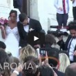 Il matrimonio di Alessandro Florenzi (il video su YouTube)