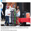 "Malia Obama, stage estivo sul set di ""Girls"" per la first daughter"