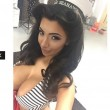 VIDEO YouTube Chloe Khan, ex pornostar in cabina col pilota su volo di linea FOTO2