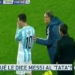 "VIDEO YouTube - Messi ""allenatore"" dice a Martino di cambiare Mascherano"