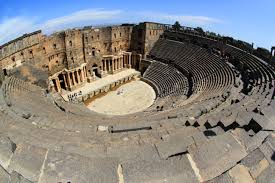 Bosra in Siria (Wikipedia)
