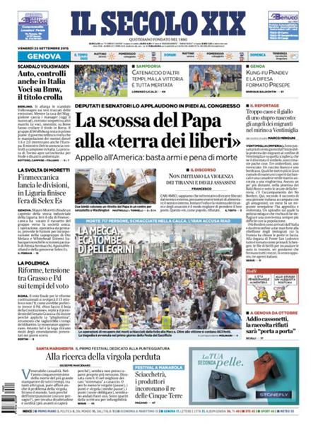 Secolo xix19 blitz quotidiano - Finestre pensione 2015 ...
