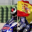 VIDEO YOUTUBE. Jorge Lorenzo vince MotoGp Valencia FOTO 4