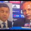 "VIDEO. Mihajlovic-Costacurta lite in tv: ""Mettiti occhiali"""