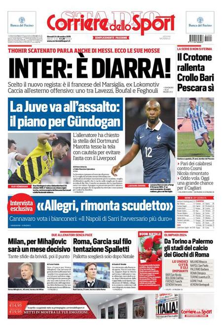 Corriere dello sport20 blitz quotidiano - Finestre pensione 2015 ...