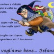YOUTUBE Befana, auguri su Whatsapp, sms, Facebook FOTO-VIDEO
