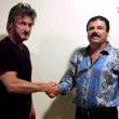 "YOUTUBE El Chapo, Sean Penn: ""Ho fallito..."""