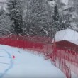 YOUTUBE Sci, incidente Svindal a Kitzbuehel: stagione finita 10