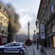YOUTUBE Parigi: incendio Hotel Ritz, fumo in cielo FOTO2