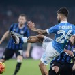 Napoli-Inter Coppa Italia, diretta streaming Rai.tv 08