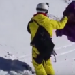 YOUTUBE Speed riding in Val d'Isere: il VIDEO