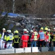 Germania, scontro tra treni: morti e feriti in Baviera9
