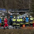 Germania, scontro tra treni: morti e feriti in Baviera8