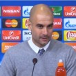 YOUTUBE Guardiola sbotta in italiano in conferenza stampa 01