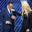 Virginia Raffaele-Donatella Versace: lifting a Sanremo FOTO 4