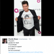 Charlie Sheen, t-shirt ironizza su Hiv FOTO 2