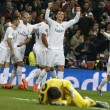 Real Madrid-Roma 2-0: FOTO e cronaca. Ronaldo-James, Real ai quarti