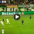 Wolfsburg-Real Madrid 2-0, video gol: Rodriguez-Arnold