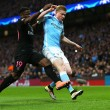 Manchester City-Psg 1-0: highlights, foto e video gol