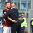 Roma-Napoli 1-0 foto pagelle highlights_2