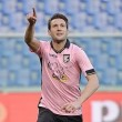 Palermo-Sampdoria 2-0: foto e highlights. Vazquez decisivo