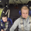 YOUTUBE In volo con Robbie, bimbo con sindrome di Williams 2